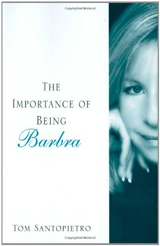 Cover Image - Importance of Being Barbra