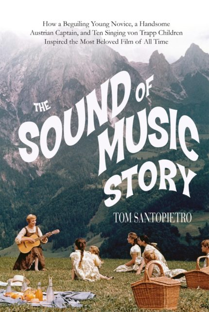 Cover Image - Sound of Music Story